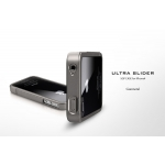 SGP iPhone 4 Case Ultra Slider Crystal Series [Gun Metal]